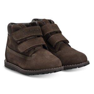 Timberland Pokey Pine Shoes Dark Brown Lasten kengt 22 (US 5,5)