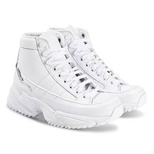 adidas Originals Kiellor Xtra Shoes White Lasten kengt 38 2/3 (UK 5.5)