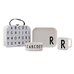 Design Letters Tritan Tableware Set - R Table sets