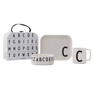 Design Letters Tritan Tableware Set - C Table sets