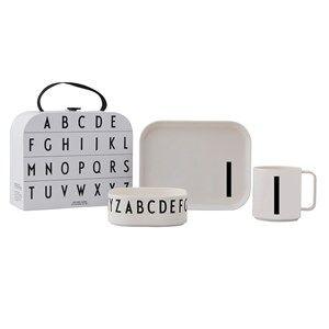 Design Letters Tritan Tableware Set - I Table sets