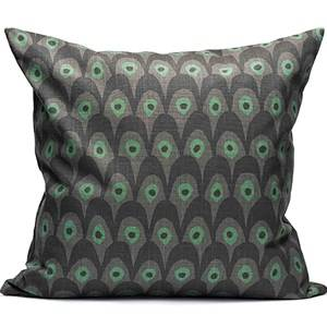 Littlephant Decoration Cushion Circus - Gray/Green