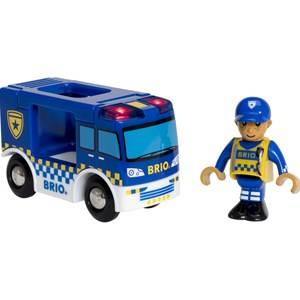 BRIO World  33825 Police Van