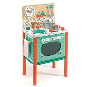 Djeco Leos Cooker Play Kitchen