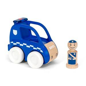 BRIO My Home Town  30377 Light & Sound Police Car