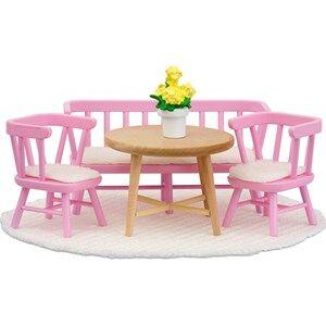 Lundby Accessories Kitchen Furniture Set