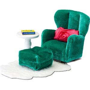 Lundby Accessories Armchair and Footstool Set