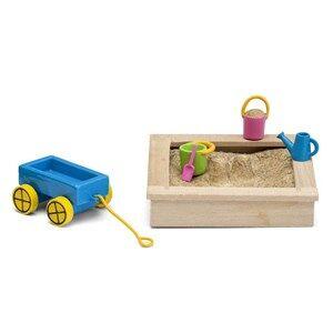 Lundby Accessories Smland Sandbox Set
