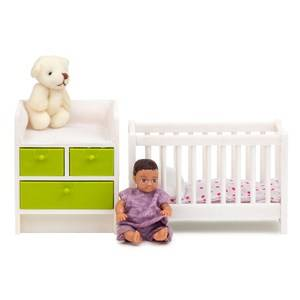 Lundby Accessories Nursery Set