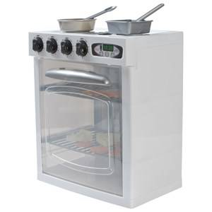 STOY Lights and Sounds Kitchen Range