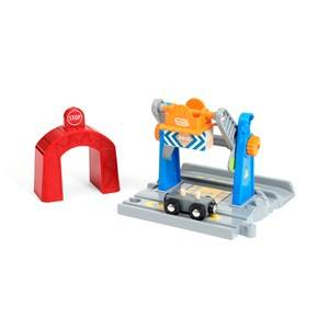 BRIO World - 33827 Smart Lift & Load Crane