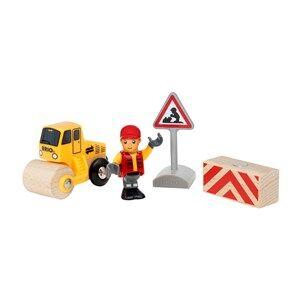 BRIO World - 33899 Road Worker Play Kit