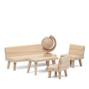 Lundby Creative DIY Living Room Doll House Furniture Set