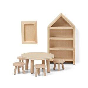 Lundby Creative DIY Dining Room Doll House Furniture Set