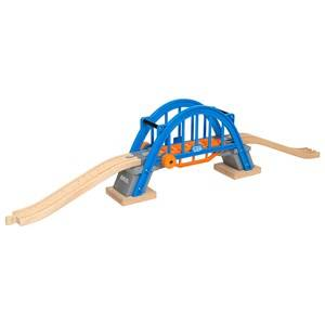 BRIO World - 33961 Smart Tech Lifting Bridge