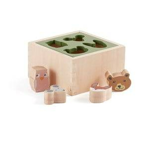 Kids Concept Edvin Sorting Box Green