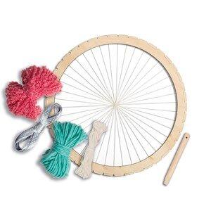 Micki Round Weaving Frame