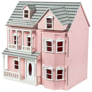 STOY Lux Dollhouse Light Pink