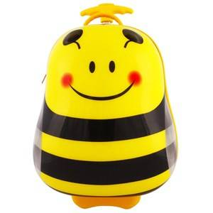 Best Time Toys Bee Suitcase Yellow Holdalls