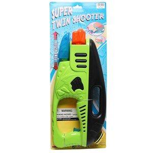 Best Time Toys Pump Action Water Gun Green