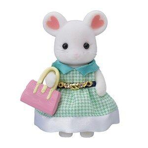 Sylvanian Families Town Series - Marshmallow Mouse