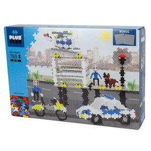 Plus-Plus 760-Piece Plus-Plus Police