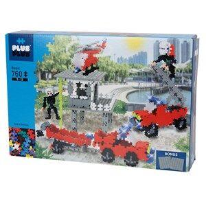Plus-Plus 760-Piece Plus-Plus Fire & Rescue