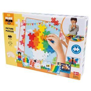 Image of Plus-Plus 60-Piece Plus-Plus BIG Basic Picture Puzzle