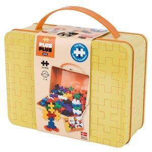 Plus-Plus 70-Piece Plus-Plus BIG Basic Metal Suitcase