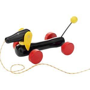 Brio Unisex First toys and baby toys Black Dachsdog Black