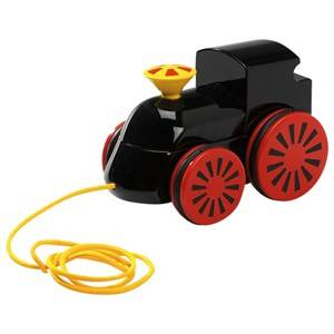 Brio Unisex First toys and baby toys Black Pull-Along Engine