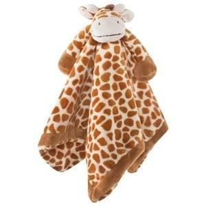 Teddykompaniet Unisex Norway Assort First toys and baby toys Multi Diinglisar Giraffe Soother