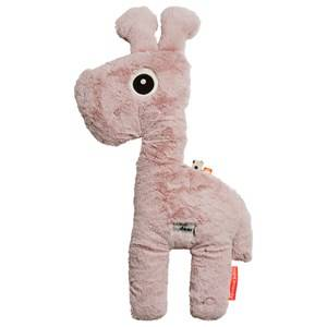 Done by Deer Unisex First toys and baby toys Pink Raffi Cuddle Friend Powder