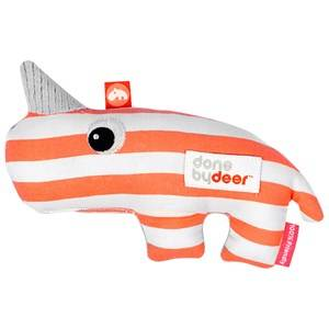 Done by Deer Unisex First toys and baby toys Multi Nozo Rattle & Squeezer