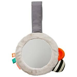 Done by Deer Unisex First toys and baby toys Multi Clip-on Mirror