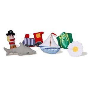 oskar&ellen; Unisex First toys and baby toys Multi Extra Figures for Song Bag Nr.5