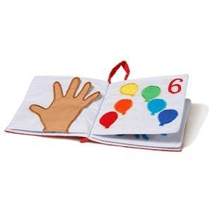 oskar&ellen; Unisex First toys and baby toys Multi Baby Book