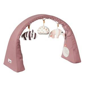 Done by Deer Girls Norway Assort First toys and baby toys Pink Activity Gym Dark Powder