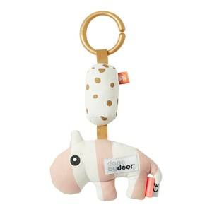 Done by Deer Girls Norway Assort First toys and baby toys Pink Ozzo To Go Friend Powder