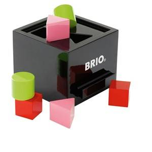 Brio Unisex First toys and baby toys Black Sorterings Box