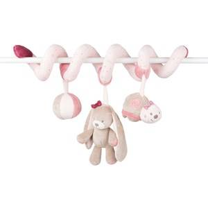 Nattou Unisex Norway Assort First toys and baby toys Pink Nina, Jade & Lili Spirale