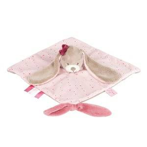 Nattou Unisex Norway Assort First toys and baby toys Pink Doudou Nina The Bunny