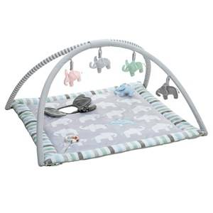 Elephant Unisex First toys and baby toys Grey Baby Gym Elephant