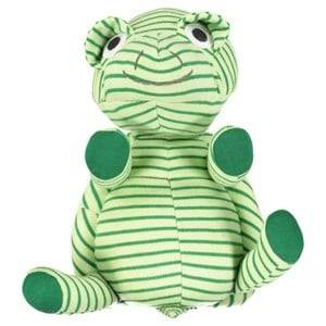 Geggamoja Unisex Commission First toys and baby toys Green Turtle Holger Green