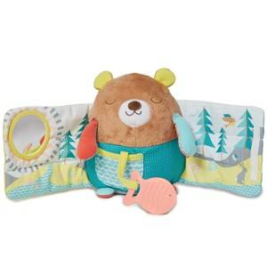Skip Hop Unisex First toys and baby toys Multi Aktivitetsleksak, Camping Cubs, Björn