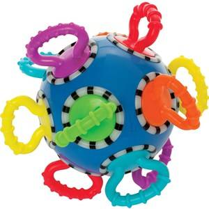 Manhattan Toy Unisex First toys and baby toys Multi Click Clack Ball