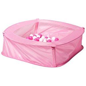 iPLAY Pool with Play balls 100 pcs Pink