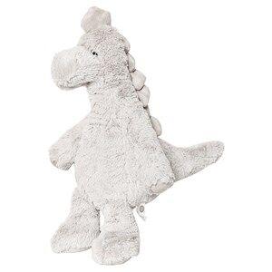 STOY Dinosaur Soft Toy Grey 45 cm