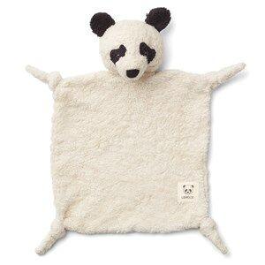 Liewood Lotte Cuddle Blanket Panda/Creme De La Creme