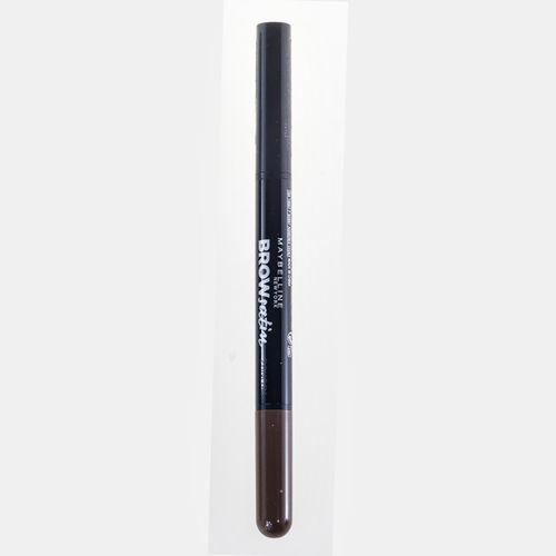 EAN Code 3600531087401 Maybelline Brow Satin Duo Pencil Dark Brown 0,71gr - Mikali maksat tilauksesi kateisennakolla, niin saat ylimaaraisen 5% alennuksen! Ei ole merkityst?, kuinka paljon tilaat tai kuinka painava pakettisi on, koska toimitus on aina maksimissaan 3,95 euroa. Yli 50 euron tilauksiin saat aina ilmaisen toimituksen! 25326